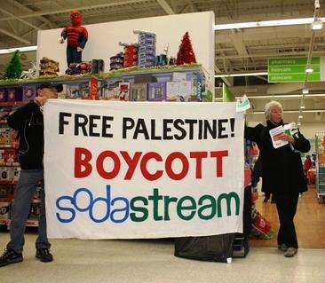 Soda Stream Boycott 7