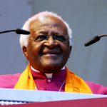 Desmond Tutu to the German churches: Time to break the silence