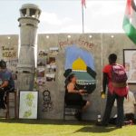 Public witness: Gather at a wall for the upcoming World Week for Peace